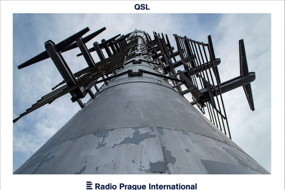 Television transmitter at the peak of Mount Ještěd,  foto: Andrea Filičková