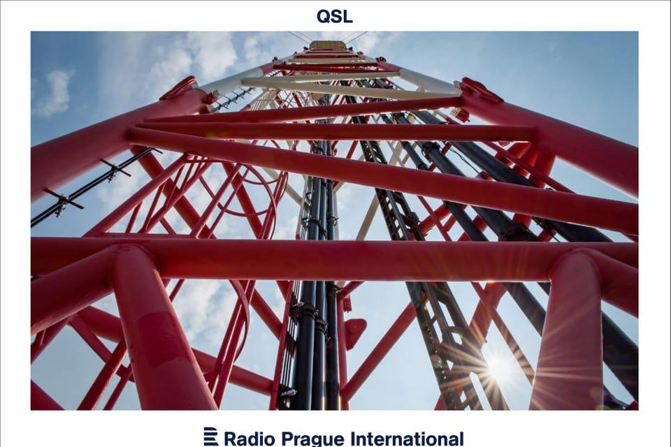 Kojál television transmitter near Brno,  photo: Andrea Filičková
