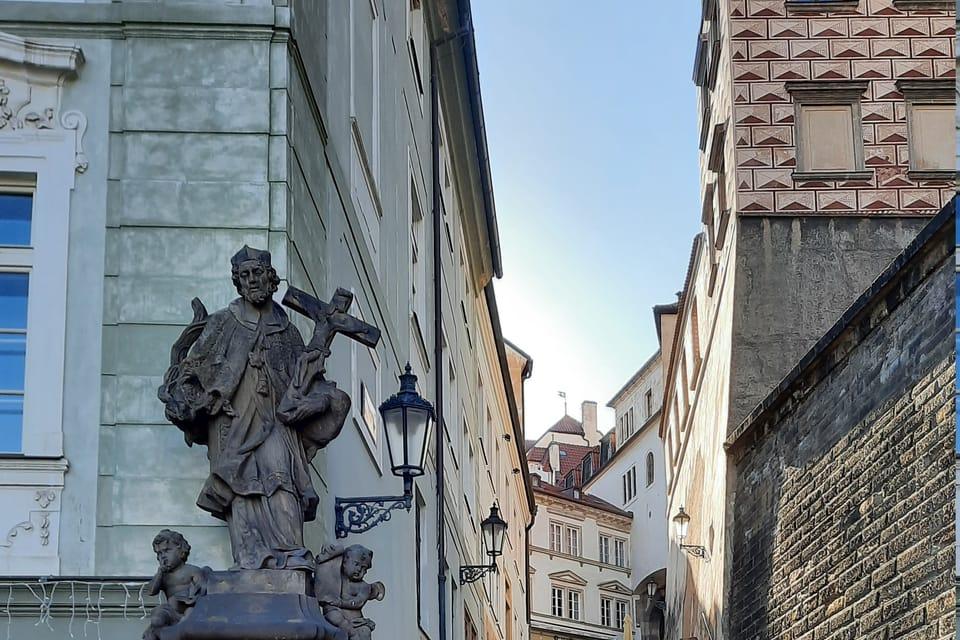 Prague,  Nerudova Street | Photo: Markéta Kachlíková,  Radio Prague International
