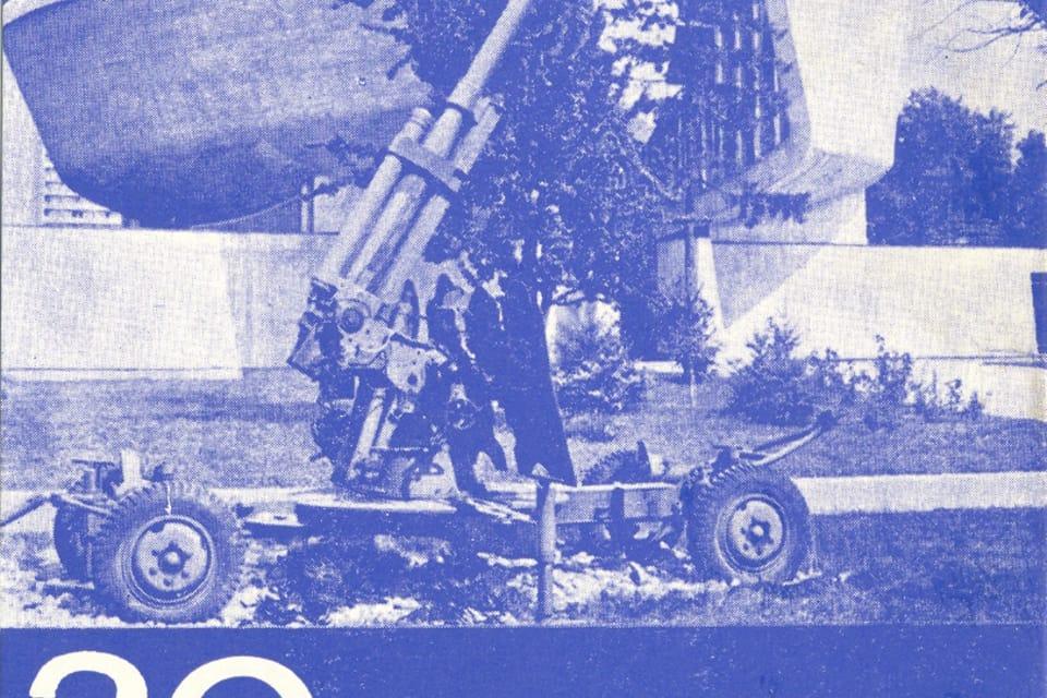 QSL card  (1974) | Photo: Czech Radio