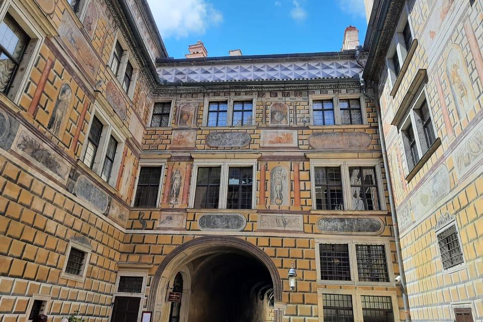 Český Krumlov | Photo: Thibault Maillet,  Radio Prague International