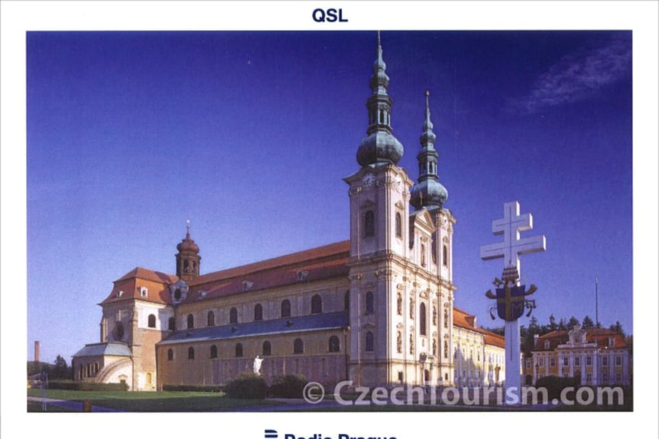Basilica of the Assumption and St. Cyril and St. Methodius - Velehrad,  photo: CzechTourism