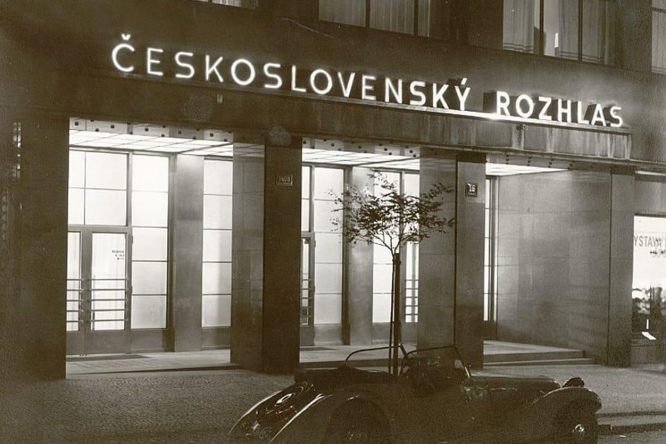 Czechoslovak Radio in the mid-1930s | Photo: Czech Radio