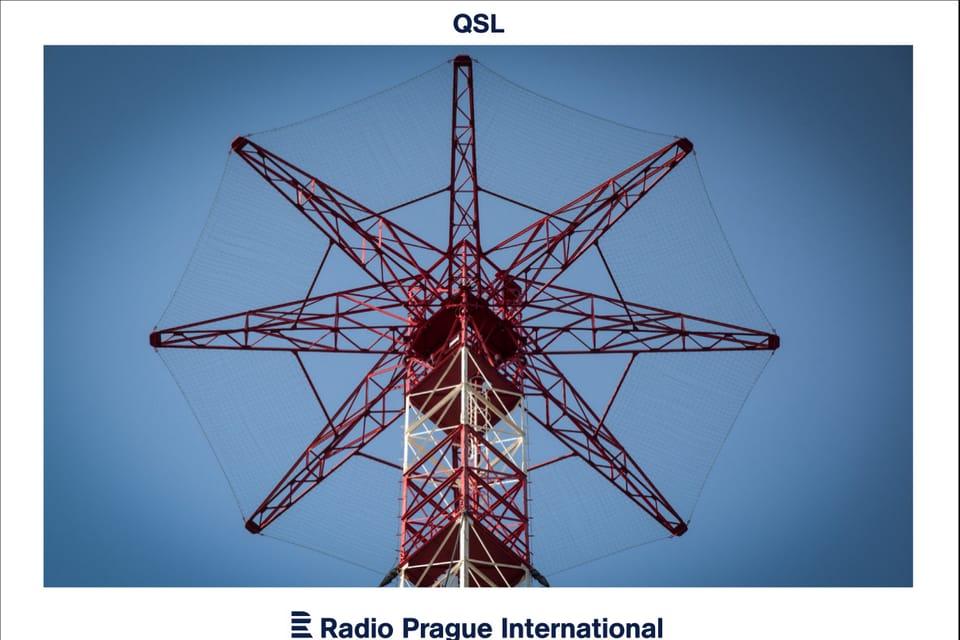 Domamil shortwave transmiter in Moravské Budějovice,  photo: Andrea Filičková