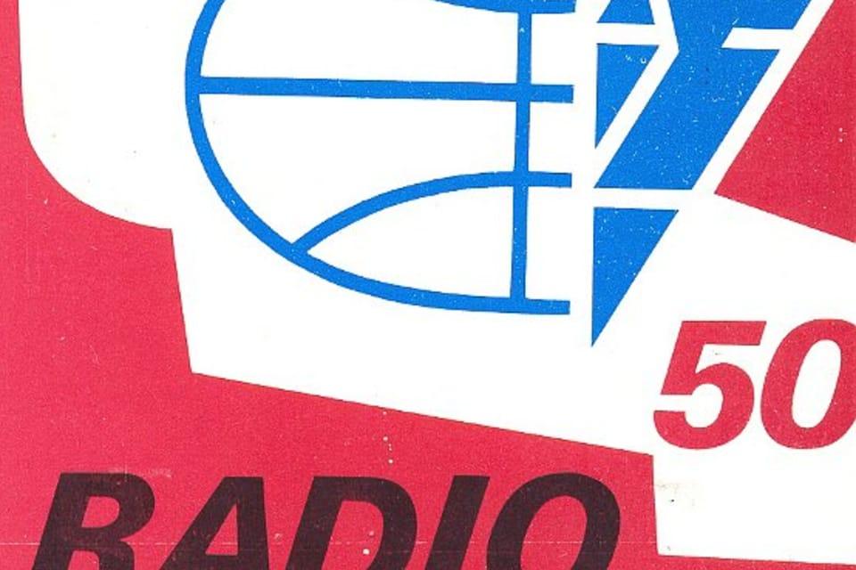QSL card  (1986) | Photo: Czech Radio