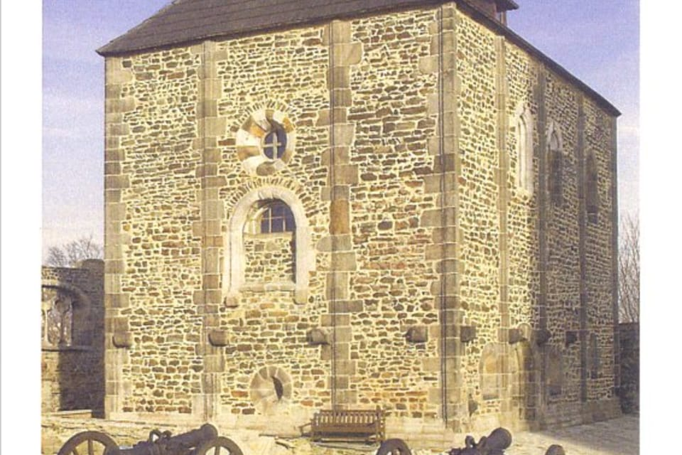 Chapel of St. Martin,  St. Erhard a St. Ursula – Cheb,  photo: CzechTourism
