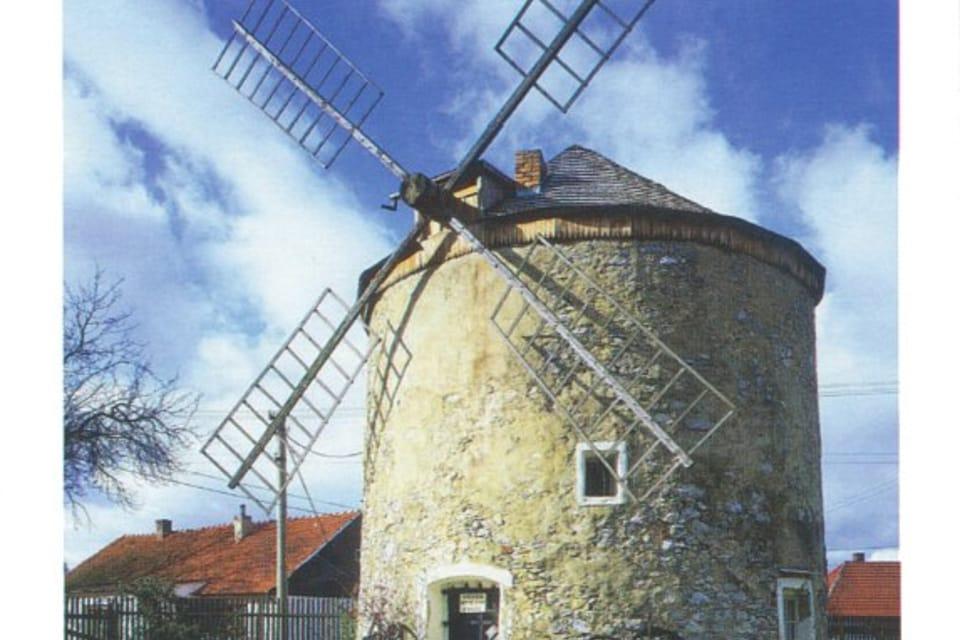 Rudice - windmill,  photo: CzechTourism