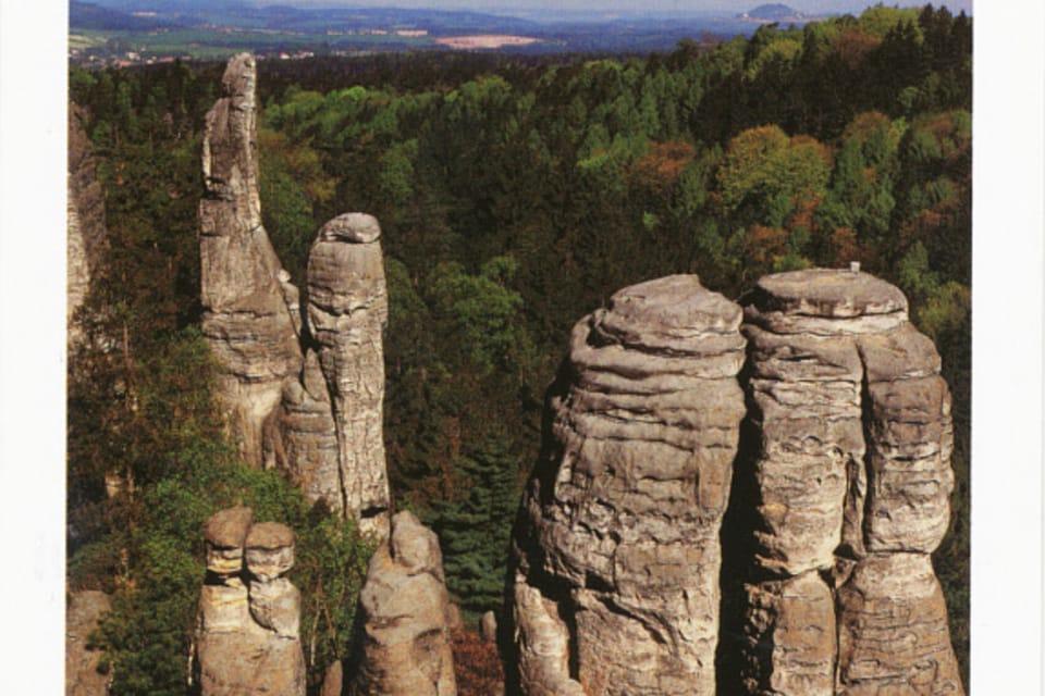 Bohemian Paradise – Prachovské rocks,  photo: CzechTourism