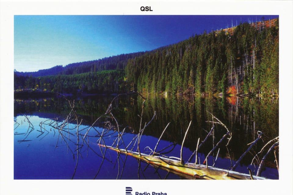 Šumava – Lake Prášily,  photo: CzechTourism