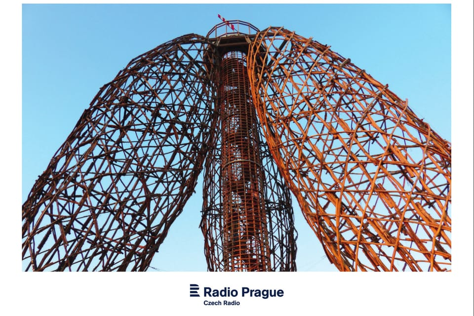 QSL 2019 - Doubravka observation tower,  photo: Klára Stejskalová