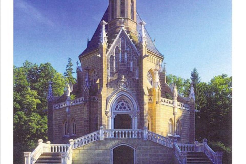 Schwarzenberg Tomb - Domanín u Třeboně,  photo: CzechTourism