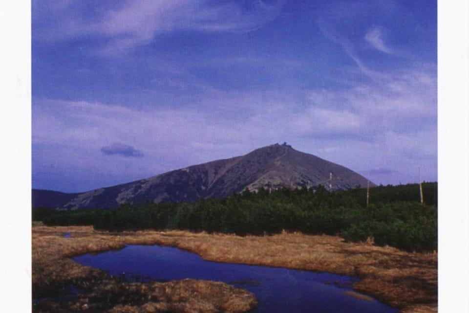 Krkonoše – Mount Sněžka,  1602 m,  photo: CzechTourism
