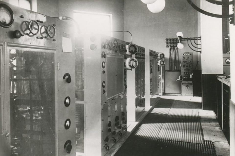 Poděbrady transmitter | Photo: Czech Radio