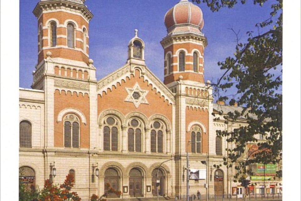 Grand Synagogue,  Plzeň,  photo: CzechTourism