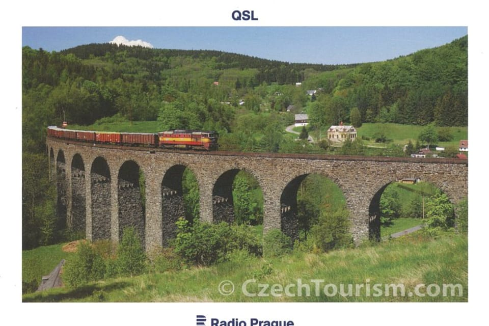 Hranice - railway viaduct,  photo: CzechTourism