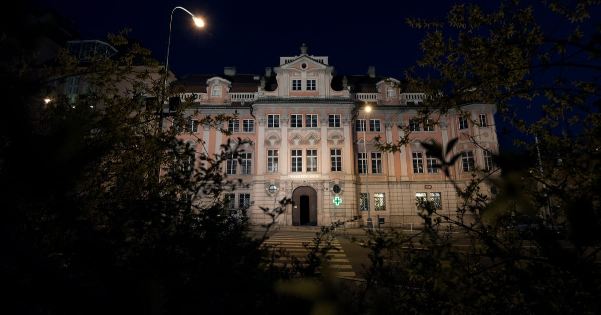 Prague's Faust House: home of alchemists and other peculiar residents