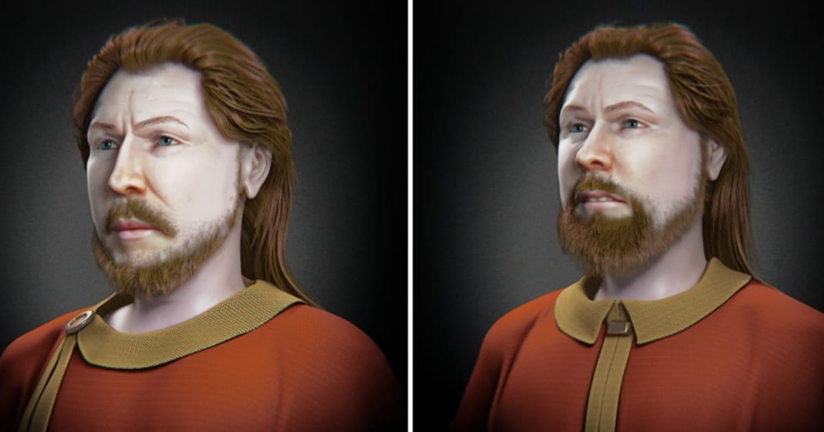 Sons of Saint Ludmilla: faces of Prague Castle founder, father of Czech patron saint revealed